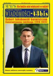"""Wiadomości - 43bis"" nr 703/704"