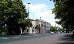 Objazd do Żabiczek przez Niesięcin