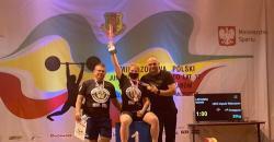 Złoty medal OOM i rekordy Polski
